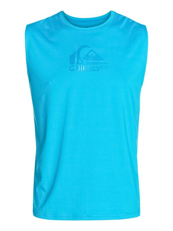 0 Cut Off Sleeveless Rash Vest - Surf tee sans manches anti UV  AQYWR03014 Quiksilver