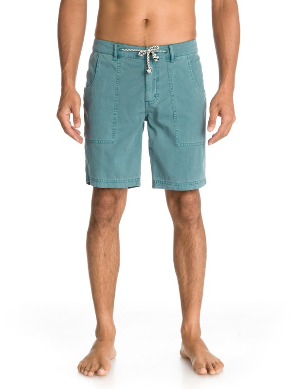 "0 Glass Vision 18"" Shorts  AQYWS00095 Quiksilver"