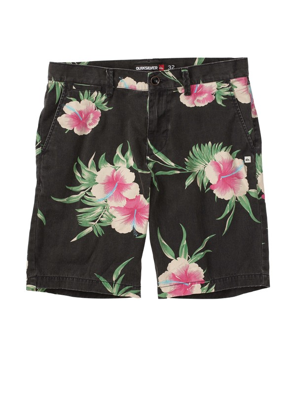 "0 Krandy Flower 19"" Shorts  AQYWS00169 Quiksilver"