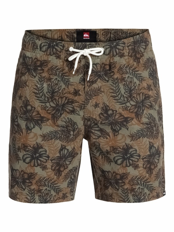 0 PACK PRINT 17  AQYWS03049 Quiksilver