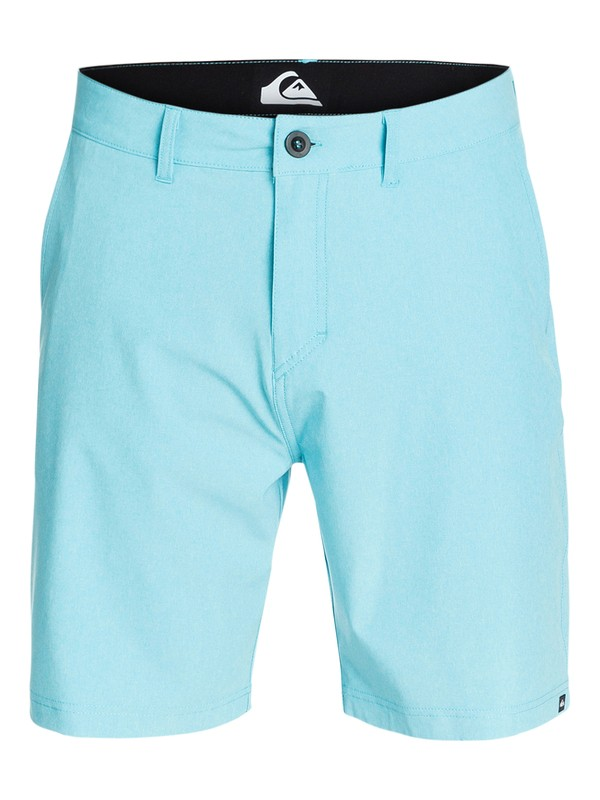"0 Everyday Yarn-Dyed 20"" Repreve Amphibian Shorts  AQYWS03072 Quiksilver"