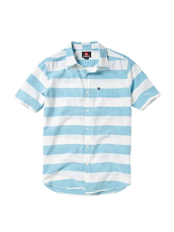 0 Tube Prison Short Sleeve Shirt  AQYWT00026 Quiksilver