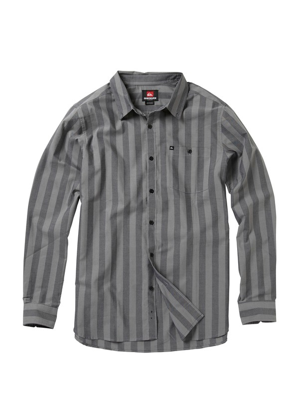 0 Tune Jam Long Sleeve Shirt  AQYWT00065 Quiksilver