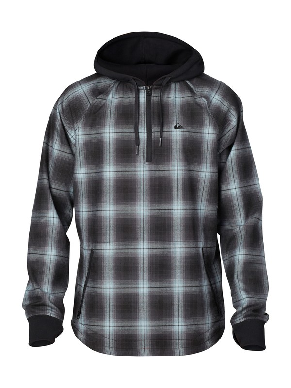 0 Layover Flannel Riding Shirt  AQYWT00130 Quiksilver