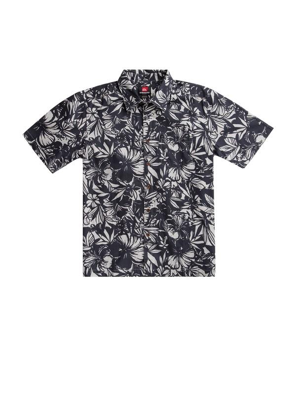 0 Izu Izu Short Sleeve Shirt  AQYWT00162 Quiksilver