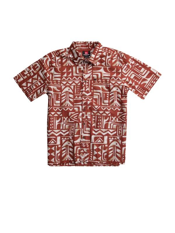 0 KULA Short Sleeve Shirt  AQYWT00163 Quiksilver