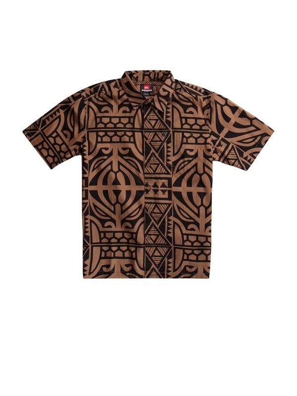 0 PAHALA Short Sleeve Shirt  AQYWT00164 Quiksilver