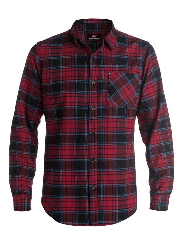 0 Camisa de Franela de Bam Bam  AQYWT03030 Quiksilver