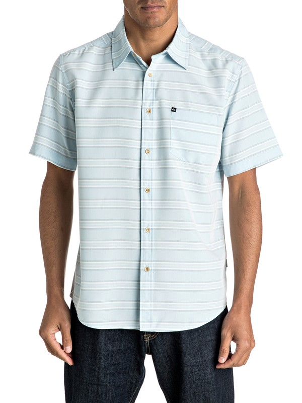 0 Seajam Short Sleeve Shirt  AQYWT03093 Quiksilver