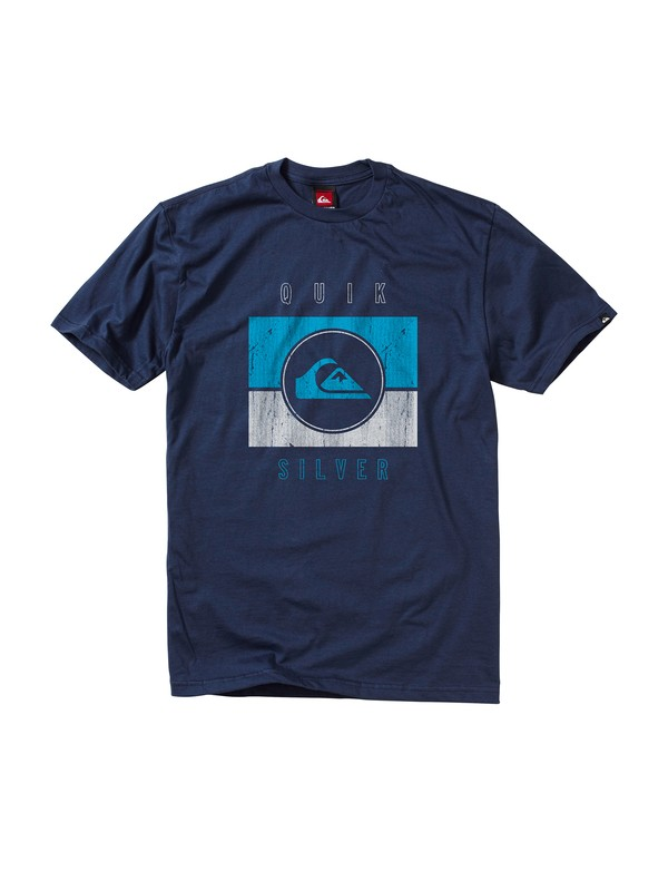 0 Sanction T-Shirt  AQYZT00546 Quiksilver