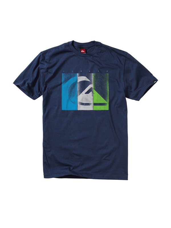 0 Damaged T-Shirt  AQYZT00702 Quiksilver