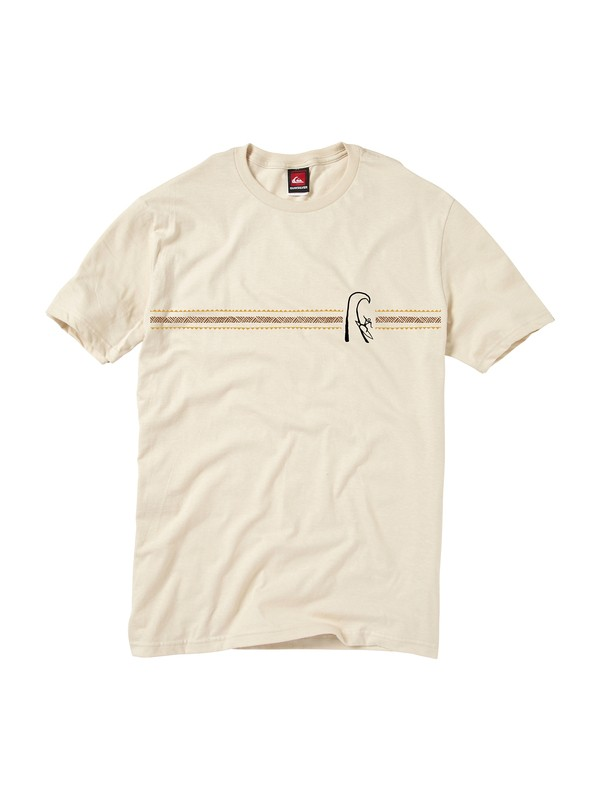 0 The Bay T-Shirt  AQYZT00707 Quiksilver