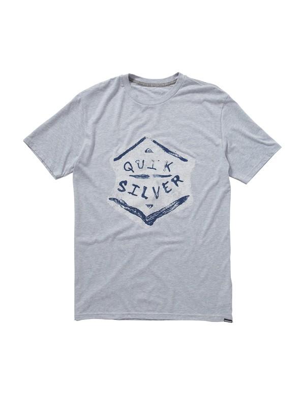 0 Surf Division Slim Fit T-Shirt  AQYZT00803 Quiksilver
