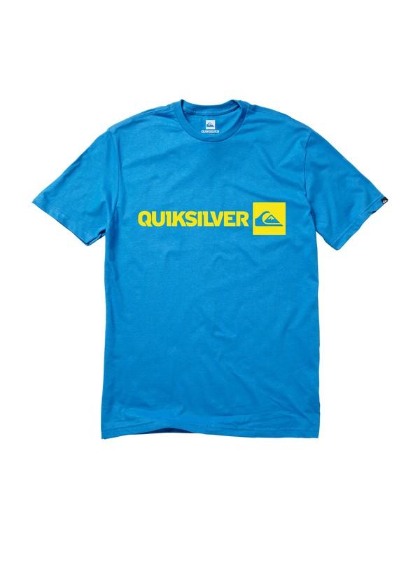 0 Industry T-Shirt  AQYZT01081 Quiksilver