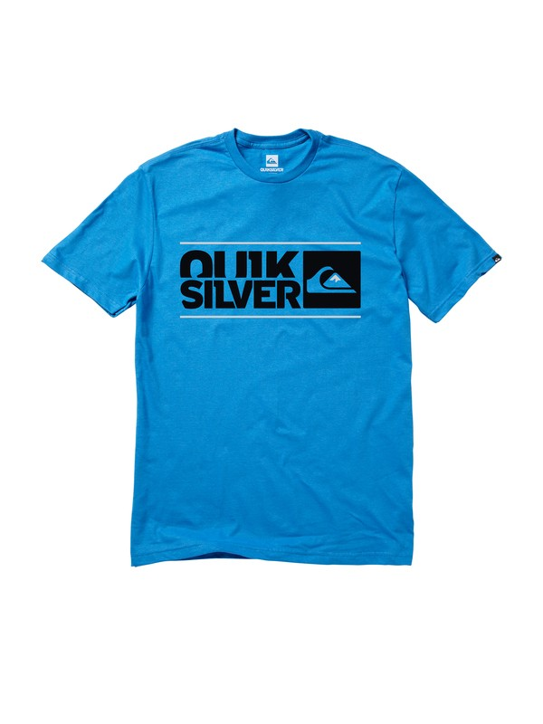 0 Ill Faded T-Shirt  AQYZT01084 Quiksilver