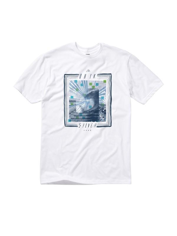 0 Psychoscope T-Shirt  AQYZT01106 Quiksilver
