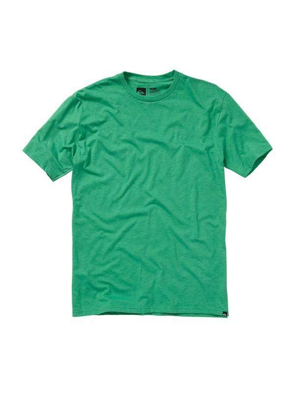0 Everyday Heather Slim Fit T-Shirt  AQYZT01122 Quiksilver