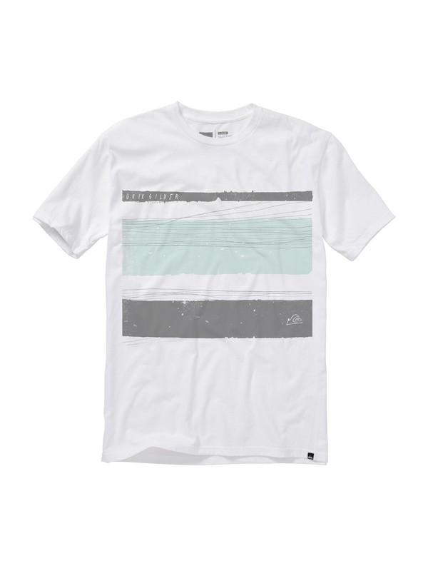 0 Pillar SLim Fit T-Shirt  AQYZT01128 Quiksilver