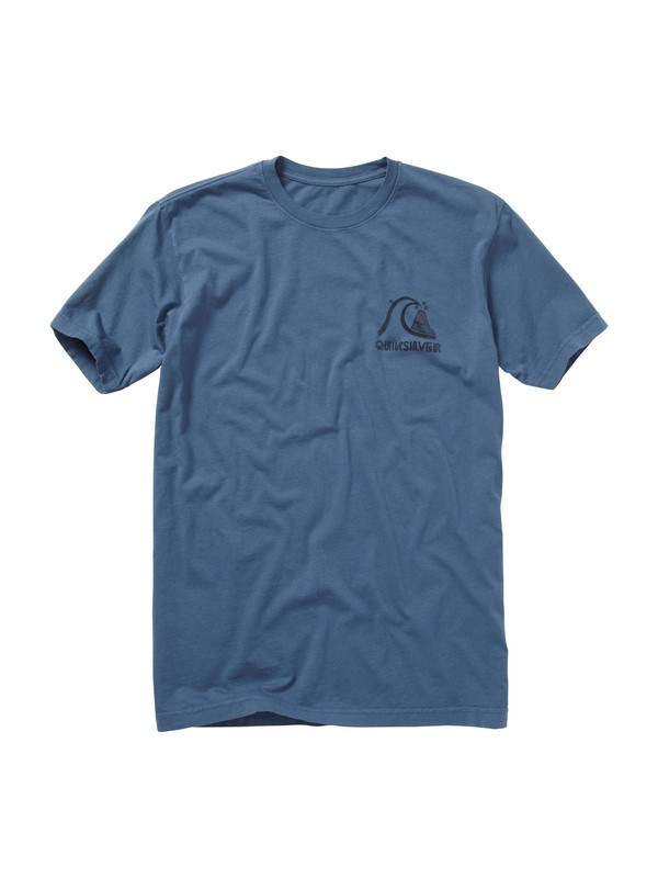 0 OG Bubble Slim Fit T-Shirt  AQYZT01154 Quiksilver