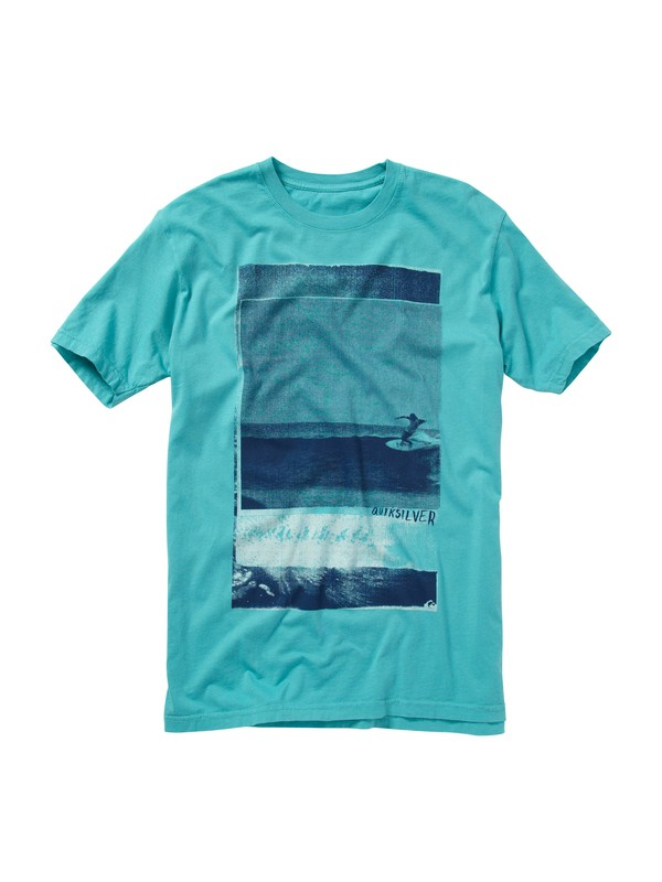 0 Jax Slim Fit T-Shirt  AQYZT01161 Quiksilver