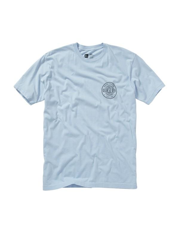 0 Bassline Slim Fit T-Shirt  AQYZT01162 Quiksilver