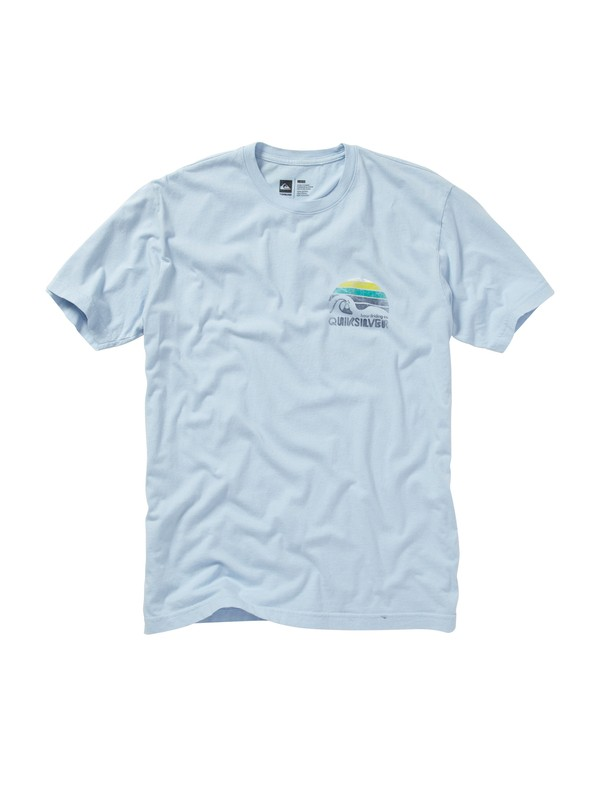 0 Sunblock Slim Fit T-Shirt  AQYZT01164 Quiksilver