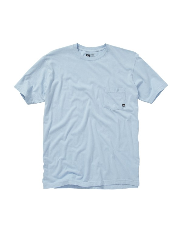 0 Everyday Pocket Tee Slim Fit T-Shirt  AQYZT01166 Quiksilver