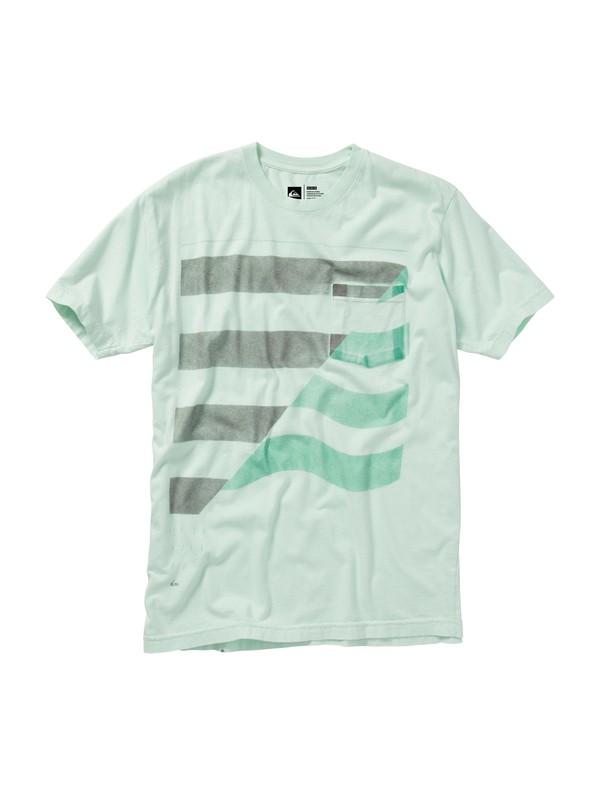 0 Tempted Slim Fit T-Shirt  AQYZT01167 Quiksilver
