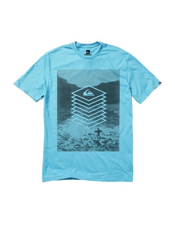 0 Traveler T-Shirt  AQYZT01421 Quiksilver