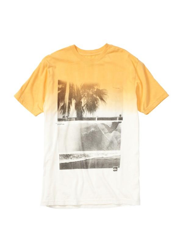 0 Head Dip Slim Fit T-Shirt  AQYZT01444 Quiksilver