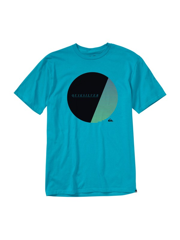 0 Did the Trick Slim Fit T-Shirt  AQYZT01473 Quiksilver