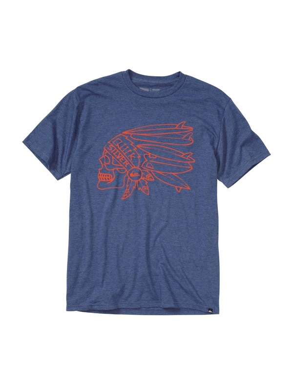 0 Klamath Slim Fit T-Shirt  AQYZT01484 Quiksilver