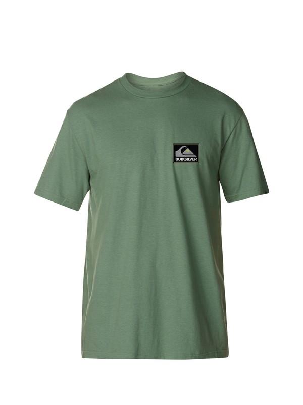 0 Grinder T-Shirt  AQYZT03020 Quiksilver