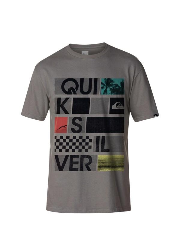 0 Stonesteps T-Shirt  AQYZT03025 Quiksilver