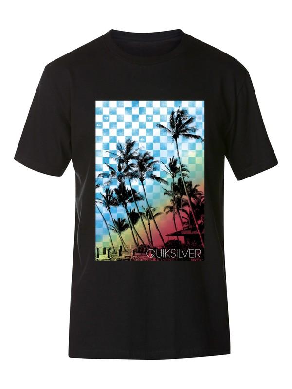 0 Haze T-Shirt  AQYZT03029 Quiksilver