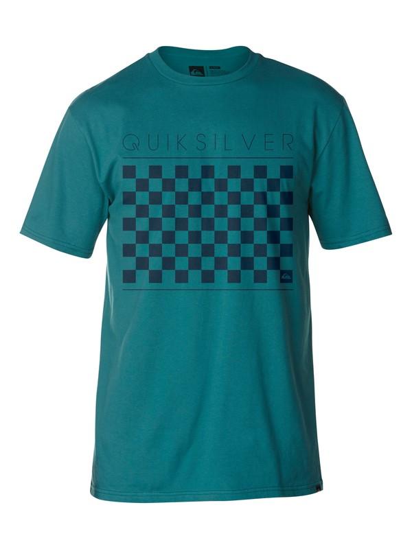 0 Surf Stoke Slim Fit T-Shirt  AQYZT03032 Quiksilver