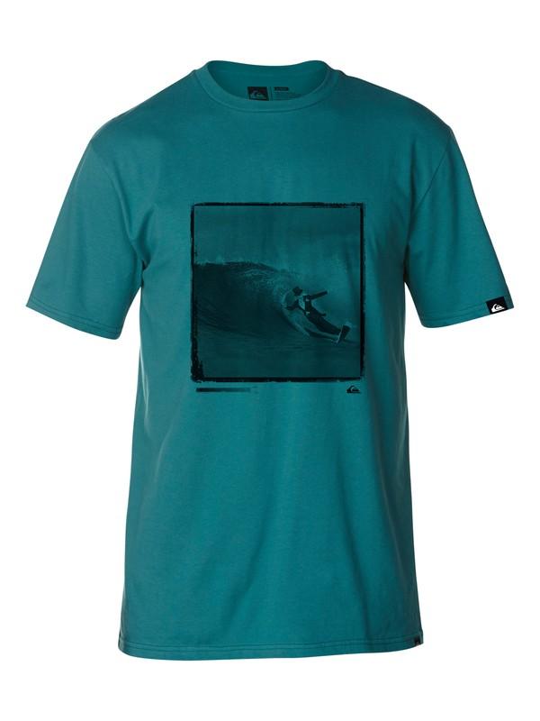 0 Top Hat Slim Fit T-Shirt  AQYZT03036 Quiksilver