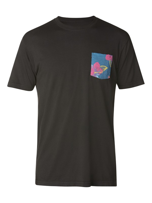 0 Original Pocket Slim Fit T-Shirt  AQYZT03061 Quiksilver