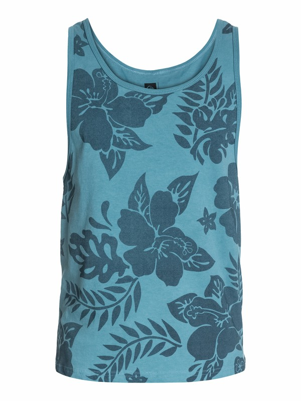 0 Aloha Friday Slim Fit Tank  AQYZT03068 Quiksilver