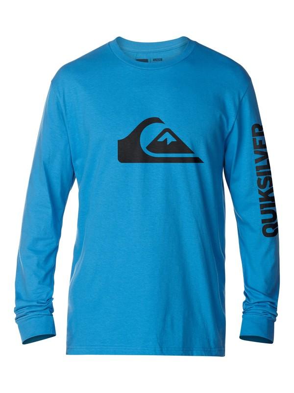 0 Mountain Wave Long Sleeve T-Shirt  AQYZT03077 Quiksilver