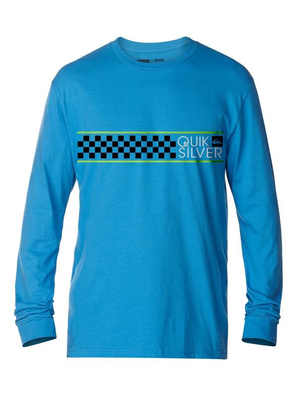 0 Echoed Long Sleeve T-Shirt  AQYZT03078 Quiksilver