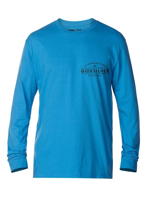 0 Workwear Long Sleeve T-Shirt  AQYZT03079 Quiksilver