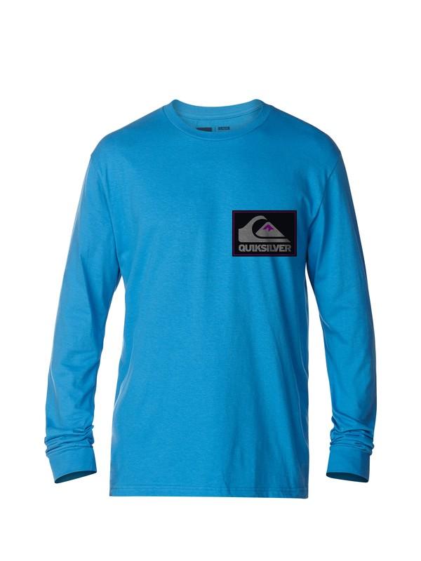 0 Grinder Long Sleeve T-Shirt  AQYZT03080 Quiksilver