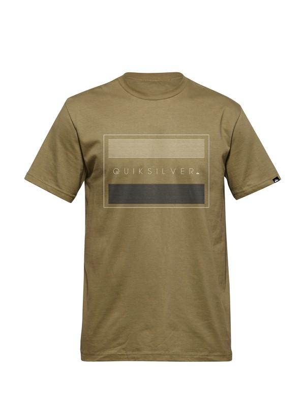 0 Blockade T-Shirt  AQYZT03108 Quiksilver