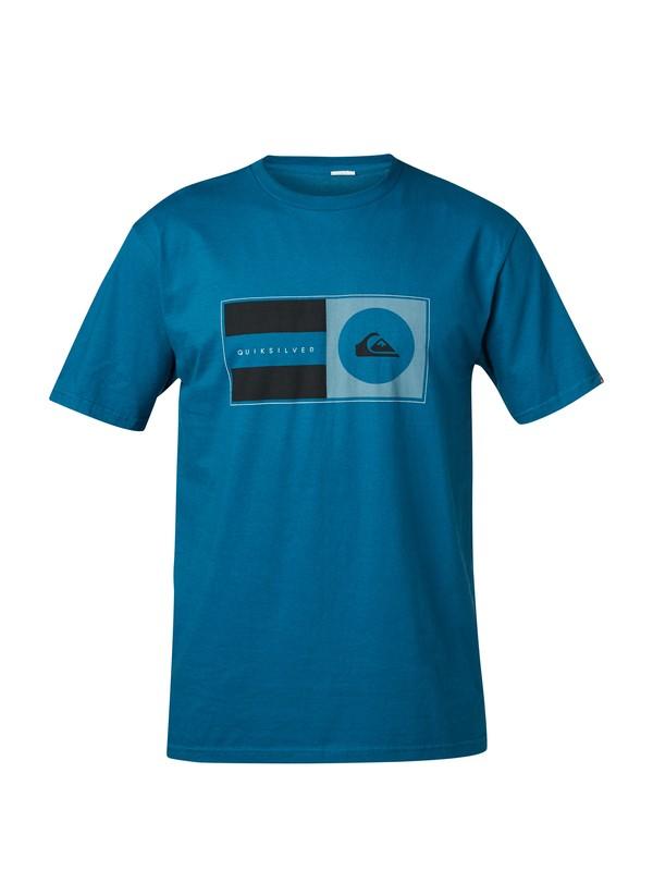 0 Uppercut Modern Fit T-Shirt  AQYZT03120 Quiksilver