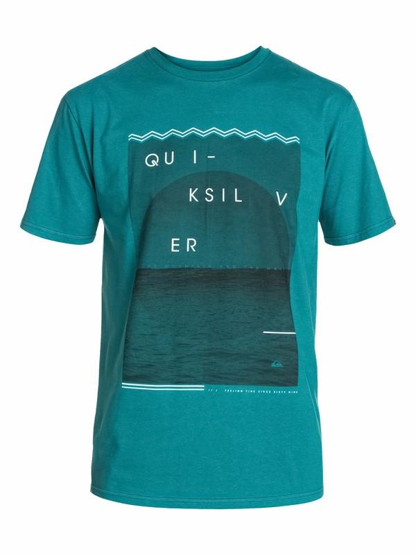 0 Swell Modern Fit T-Shirt  AQYZT03126 Quiksilver