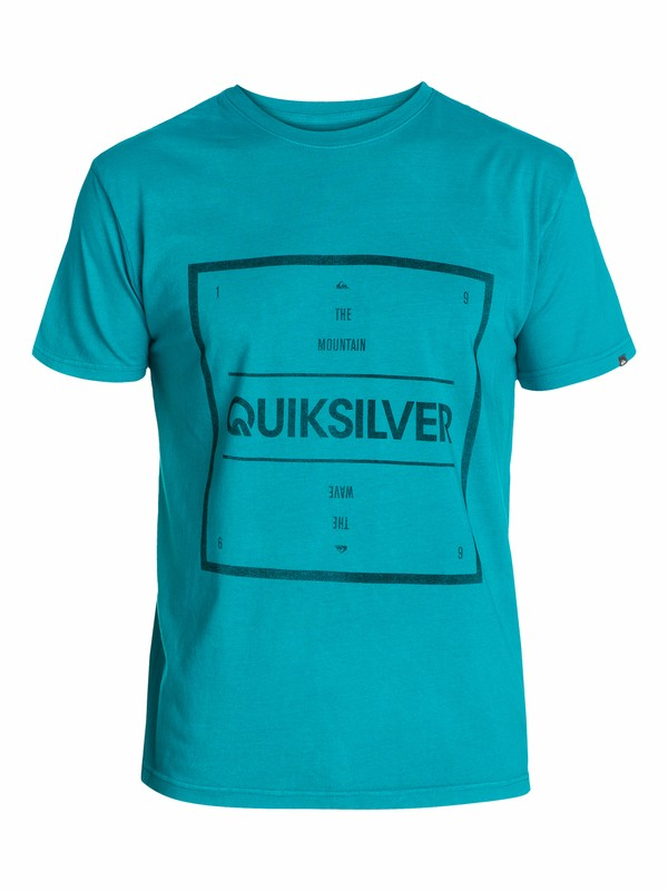 0 Obstruct Modern Fit T-Shirt  AQYZT03131 Quiksilver
