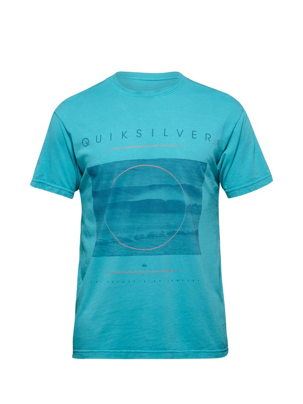 0 Focused Modern Fit T-Shirt  AQYZT03136 Quiksilver