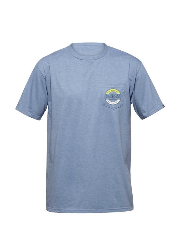 0 Frizbee Modern Fit T-Shirt  AQYZT03147 Quiksilver