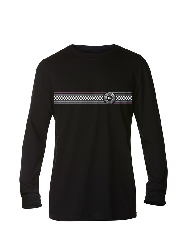 0 Cog Long Sleeve T-Shirt  AQYZT03151 Quiksilver
